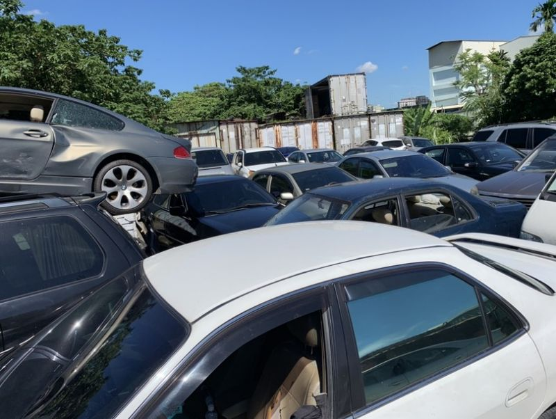 政泰報廢車回收站是環保署廢汽車、機車報廢回收認證廠商-4