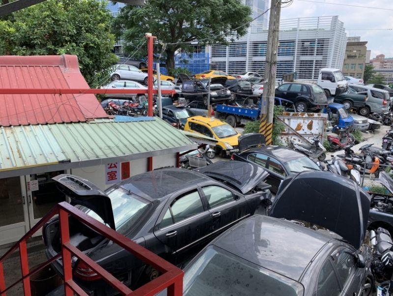 政泰報廢車回收站是環保署廢汽車、機車報廢回收認證廠商-2