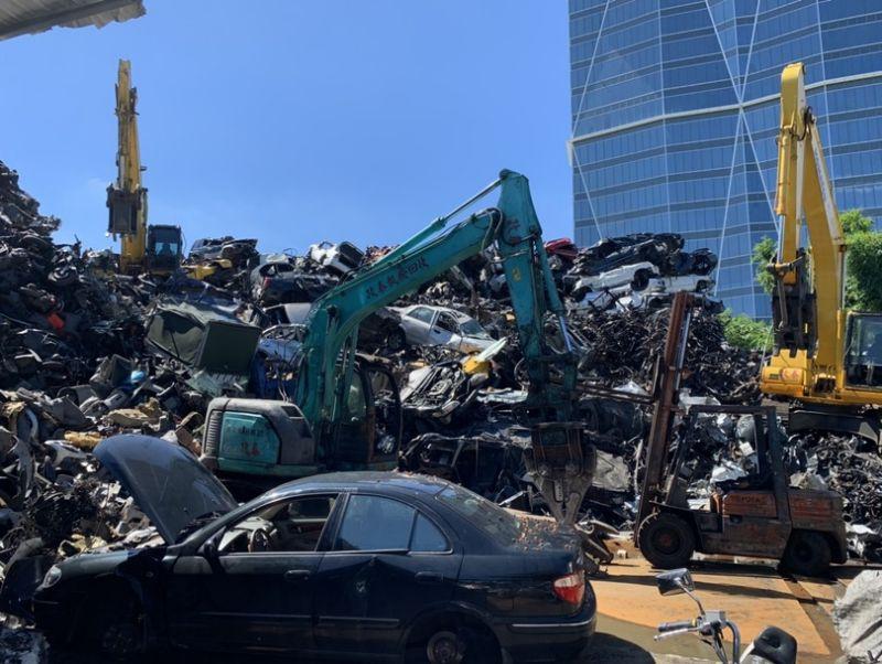政泰報廢車回收站是環保署廢汽車、機車報廢回收認證廠商-3